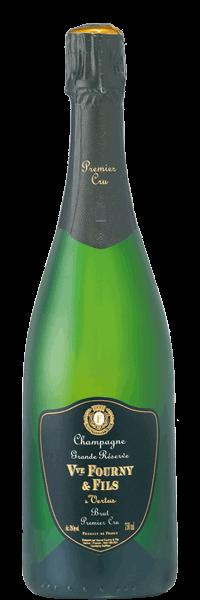 Grand Reserve Brut 1er Cru Champagne Veuve Fourny