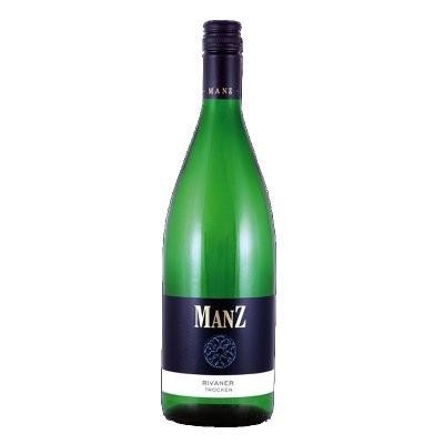 Rivaner Liter trocken Rheinhessen Weingut Manz