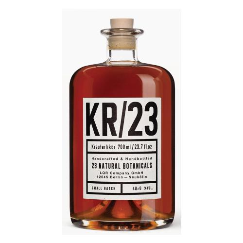 KR/23 Kräuterlikör 40% Vol. 0,7l