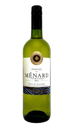 Cuvée Marine VdP Côtes de Gascogne MENARD