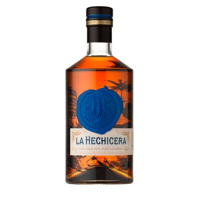 La Hechicera Rum Kolumbien 12-21y 40% Alc 0,7l