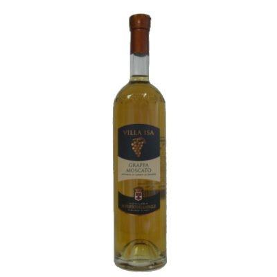 Grappa Moscato Villa Isa DellaValle 42% Vol 0,7-Liter