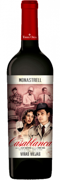 Monastrell Vinas Viejas Casablanca Valencia DO Torre Oria