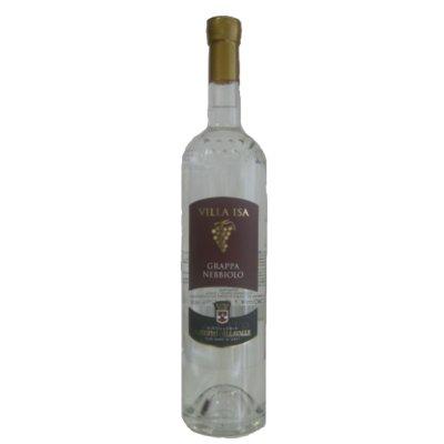 Grappa Nebbiolo Villa Isa Dellavalle 42% Alc Vol 0,7-Liter