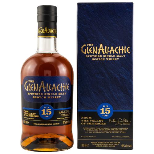 GlenAllachie 15y 46% Alc Vol. 0,7l