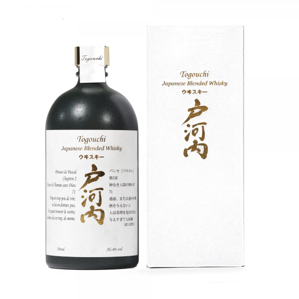 Togouchi Blended Whisky Japan 40% Vol. 0,7l