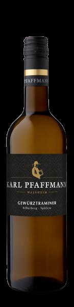 Gewürztraminer Spätlese Silberberg Karl Pfaffmann