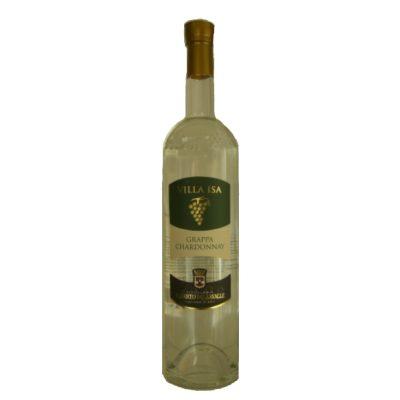 Grappa Chardonnay Villa Isa 0,7l 42% Vol. Alc