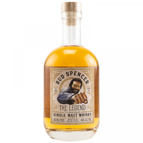 Bud Spencer The Legend Single Malt Whisky - Batch 002