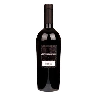 12 Flaschen Primitivo di Manduria DOC Conte di Campiano
