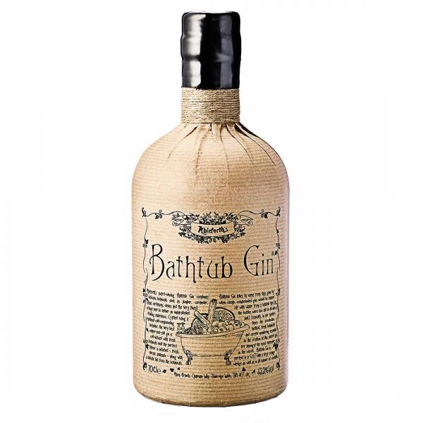 BATHTUB Dry Gin 43,3% Alc. Vol. 0,7l Ableforth's
