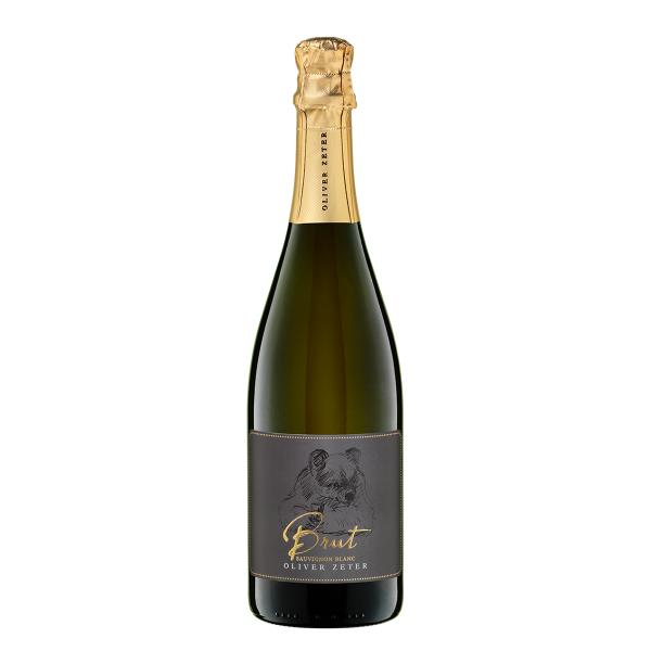 Sauvignon Blanc Brut Sekt Pfalz Oliver Zeter