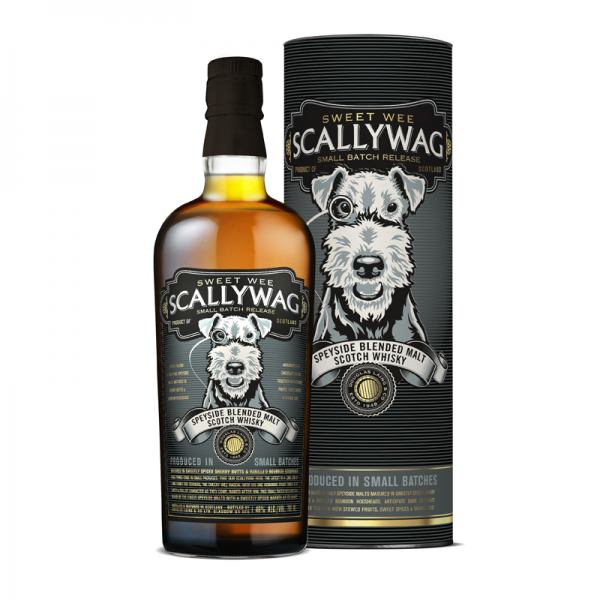 Scallywag Speyside Blended Malt 46%Vol. 0,7l