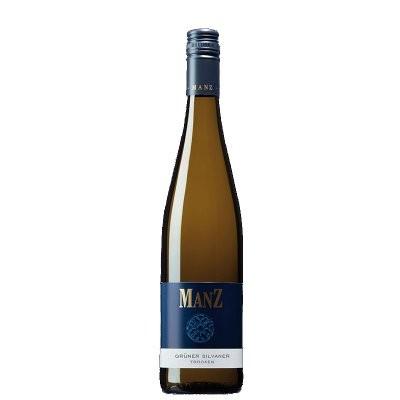 Grüner Silvaner trocken Rheinhessen Weingut Manz