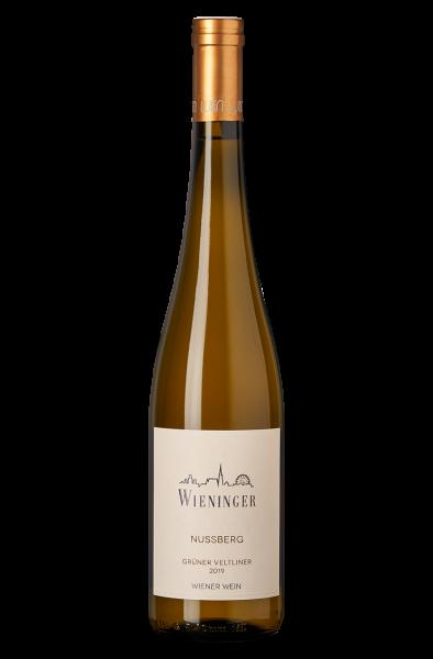 Nussberg Grüner Veltliner Wiener Wein Wieninger
