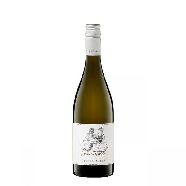 Grauburgunder trocken Pfalz Deutscher Qualitätswein Oliver Zeter