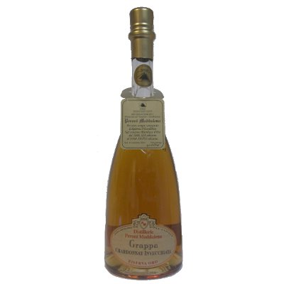 Grappa Chardonnay PERONI Maddalena 0,7L 45% Vol Alc.