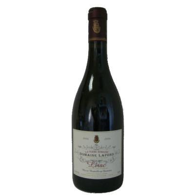 Lirac La Ferme Romaine rouge AOC Domaine Lafond Roc-Epine