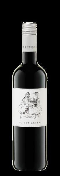 Der kleine Bär rot Qualitätswein Pfalz Oliver Zeter