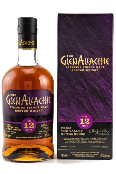 GlenAllachie 12y 46% Vol. Alc 0,7l