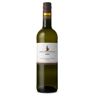 Weissburgunder trocken Weingut Karl Pfaffmann Deutscher Qualitätswein