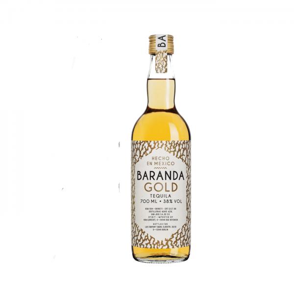 Tequila Baranda Gold 38% Vol Alc 0,7l LQR Company