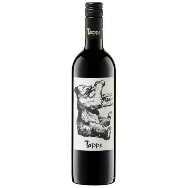 Tapps Cuvée rot Qualitätswein Pfalz Oliver Zeter