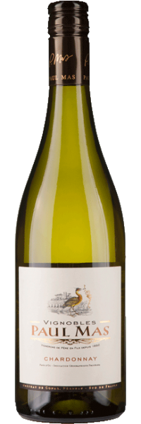 Chardonnay Pays d'Oc IGP Languedoc Paul Mas