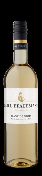 Blanc de Noir trocken Weingut Karl Pfaffmann Deutscher Qualitätswein