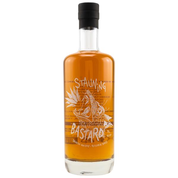 Stauning Bastard - Rye Whisky Mezcal Finish 46,3% Alc 0,7l
