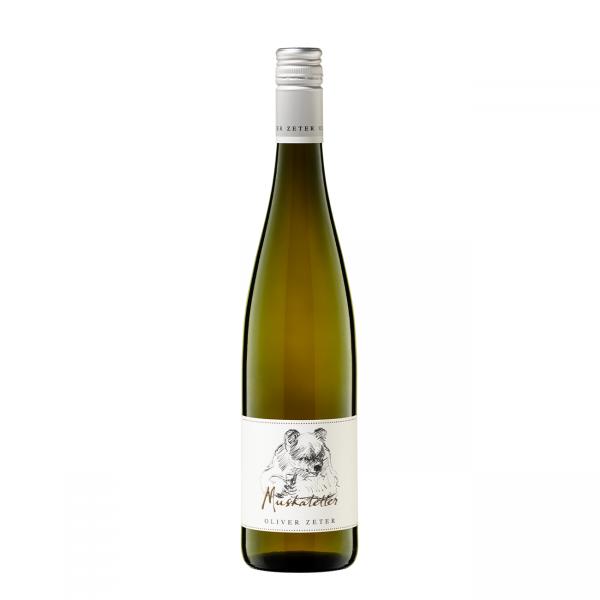 Muskateller trocken Pfalz Deutscher Qualitätswein Oliver Zeter
