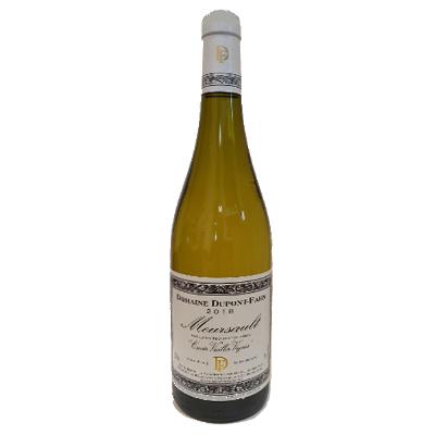 Meursault Cuvée Vieilles Vignes Dupont-Fahn