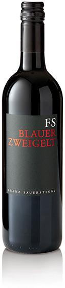 Blauer Zweigelt trocken Wagram Franz Sauerstingl