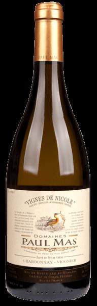 Vignes de Nicole Chardonnay-Viognier Pays d'Oc IGP