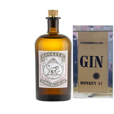 Distillers Cut 2016 MONKEY 47 GESCHENK 0,5l 47% Alc.Schwarzwald Dry Gin