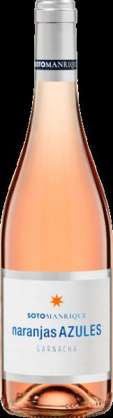 Naranjas Azules Rosado Sierra de Gredos DOP Soto Manrique