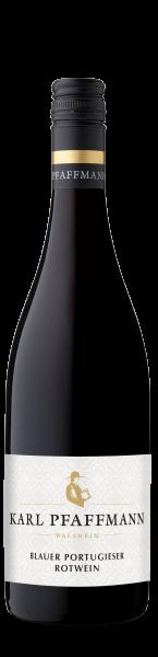 Blauer Portugieser QbA halbtrocken WeingutKarl Pfaffmann